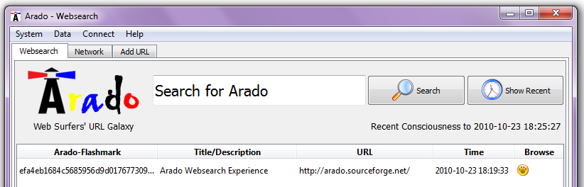 ARADO for Linux 0.2.1 full